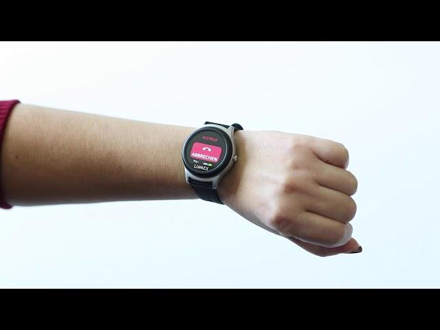 Limmex Notruf-Uhr