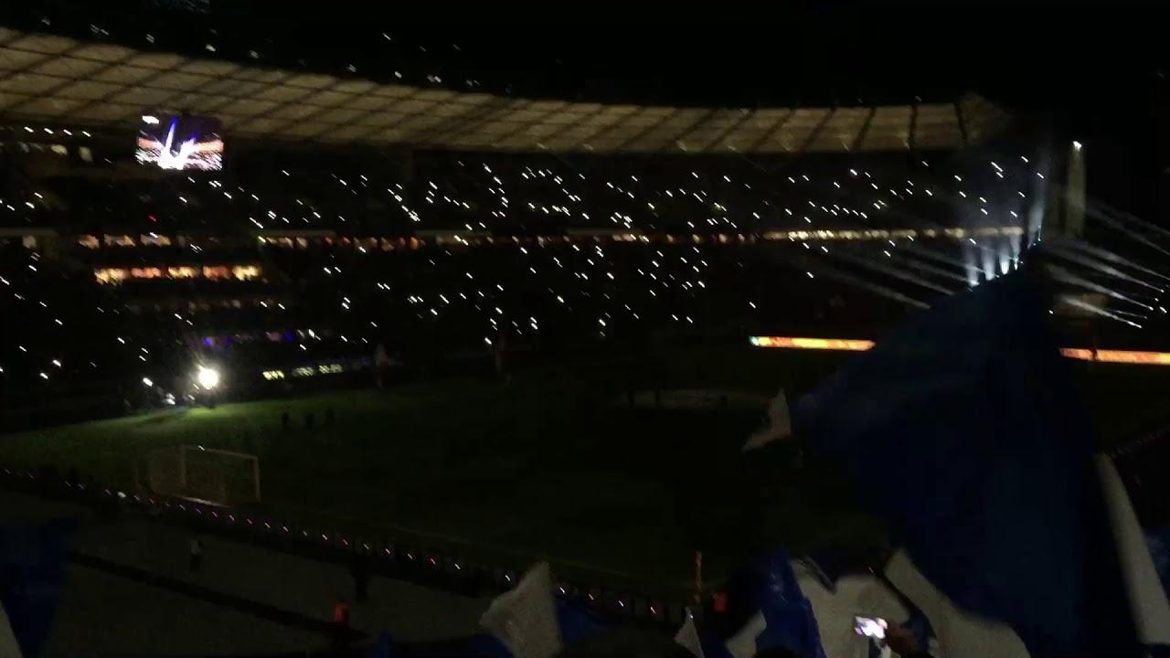 Pokal Hertha Bayern