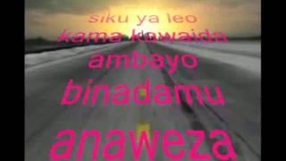Prayer in swahili language!