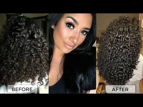 GROW YOUR HAIR 3 INCHES IN 2 WEEKS!!! Before & After Footage!