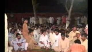Asif Ali Santoo Qawwal 2012 Ma Mangti Chelianwaley Di Han Part 4