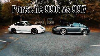 Natural Selection, Porsche 996 vs 997 - 2007 Porsche 911 Carrera 4S
