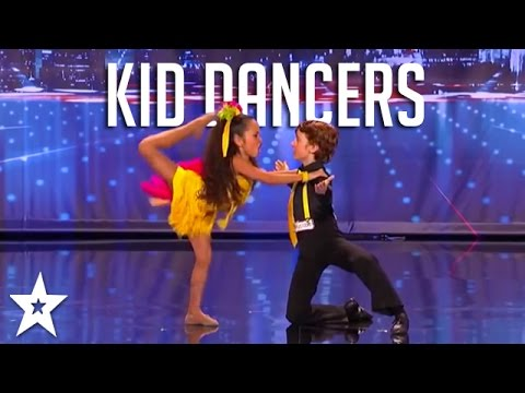 Thumbnail: Top KID DANCERS From Across The World! | Got Talent Global