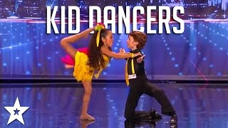 Top KID DANCERS From Across The World! | Got Talent Global thumbnail