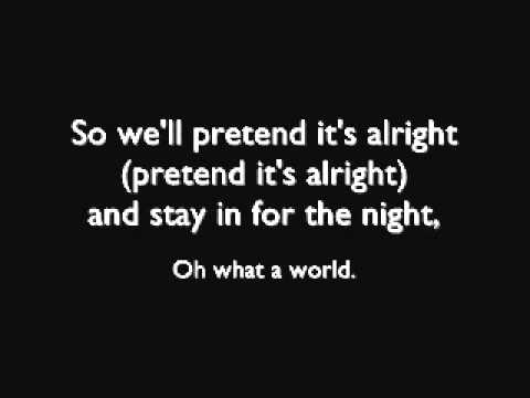 A Day To Remember - Have Faith In Me [lyrics]