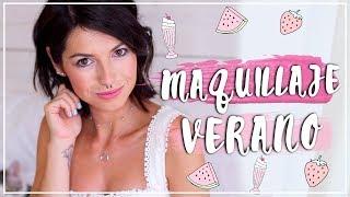 MI RUTINA DE MAQUILLAJE EN VERANO | AniPills