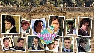 Jane Austen Delights ~ The Irresistible Charm of Mr. Darcy | Delightful Bits