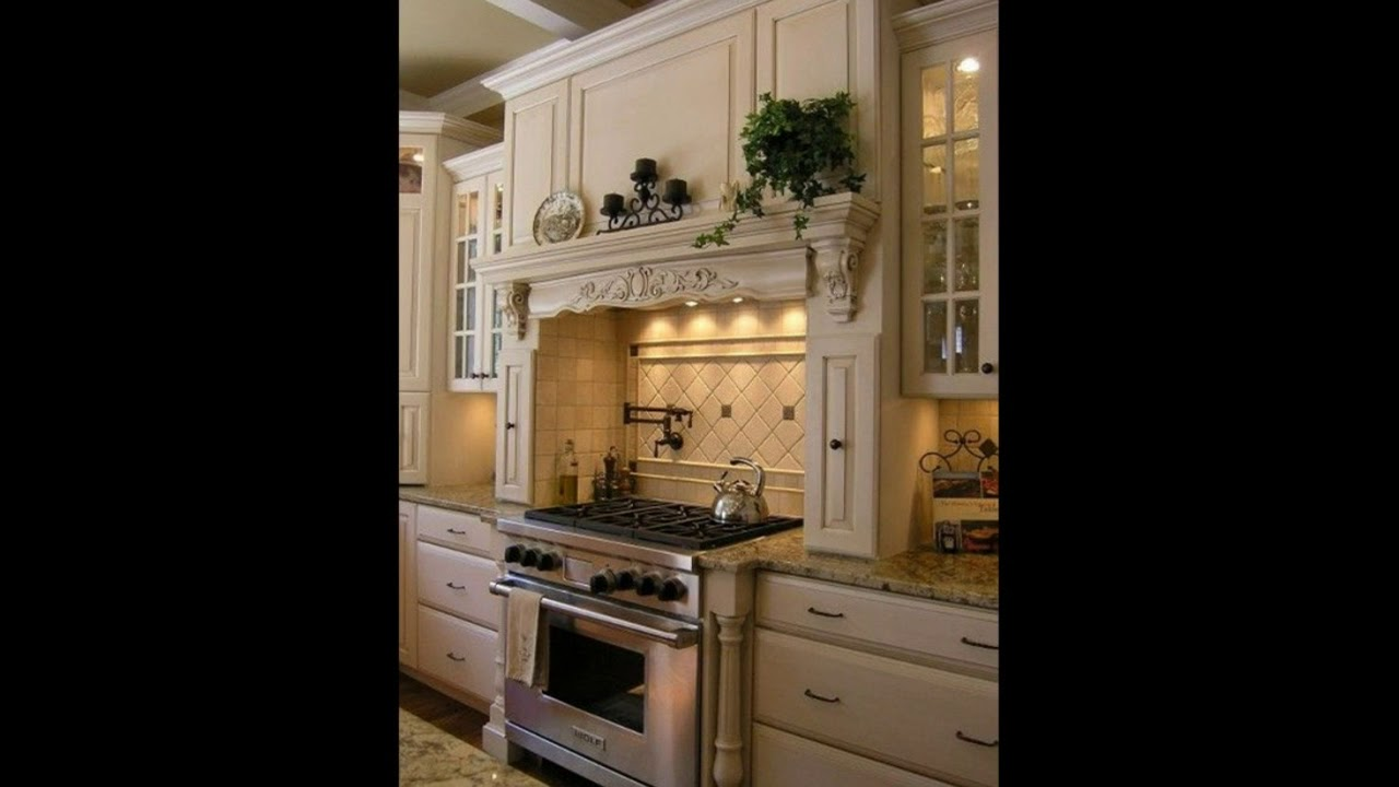 Kitchen Backsplash Ideas Above Stove - YouTube on microwave above stove, decorative tile above stove, lighting above stove, tile mural above stove, backsplash behind stove, subway tile above stove, cabinets above stove, accent tile above stove,