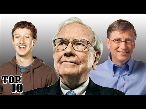 Top 10 Richest People Alive