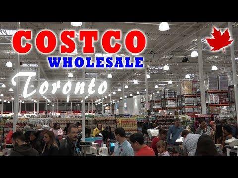 Магазин COSTCO ЦЕНЫ НА ПРОДУКТЫ в Канаде Оптовый магазин обзор | Жизнь в Канаде