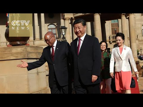 President Xi and President Zuma hold talks to cement partnership