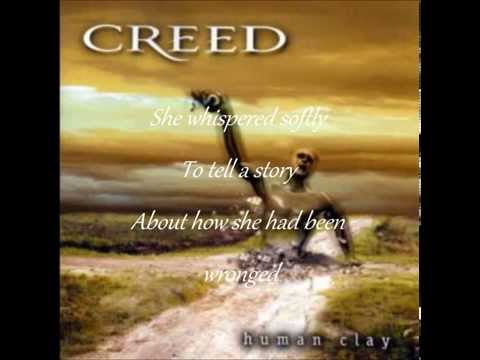 Creed- Wash Away Those Years Lyrics