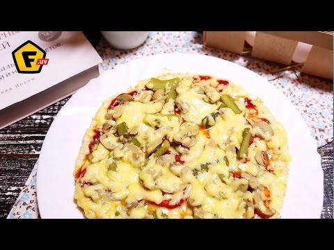 Вкусное тонкое тесто для пиццы — Емвкусно