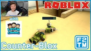 Roblox Counter-Blox Cute Edition /w Daddydodoguy from Laugh It Up Gaming