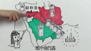 【科普】中东为什么这么乱?