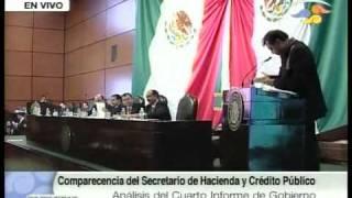 Gerardo Fernandez Noroña contra Ernesto Cordero Arroyo