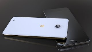 Microsoft Lumia 850 Concept Based On Leaks ᴴᴰ