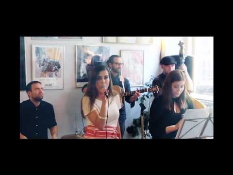 Alexandra Salafranca Permission To Shine - Live Acoustic