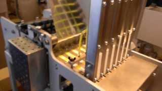 Упаковка картонных матов из фильторобумаги с пропиткой АР-И12Ф