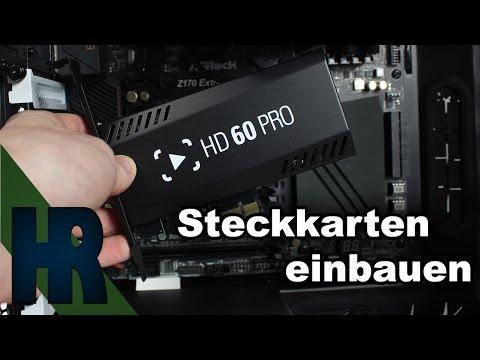 M2 / PCIe Erweiterungskarten Steckkarten einbauen Tutorial Deutsch - PC Bauen Part #11