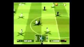 PES 2013 vs FIFA 13 gameplay-comparacion[PS2]