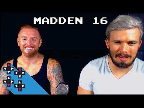 Heath Slater vs. Brad Maddox Concludes Round 1 (Madden 16 Tournament) — Gamer Gauntlet