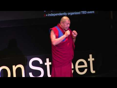 Lucid dreams as a bridge between realities | Chongtul Rinpoche | TEDxFultonStreet