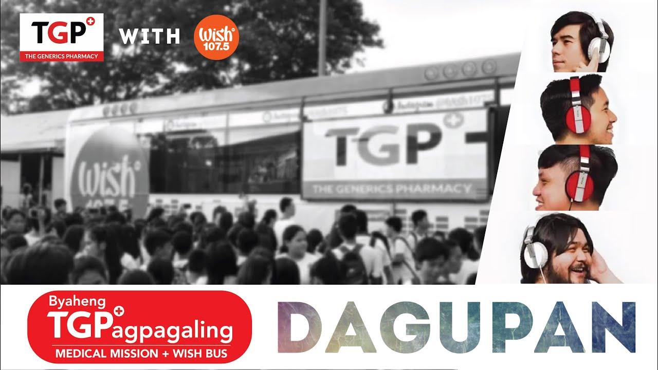 Byaheng TGPagpagaling - Dagupan