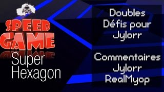 Speed Game : Live Super Hexagon Super Play