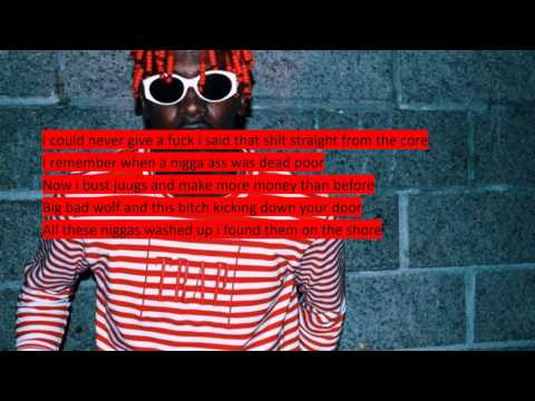 lil yachy slob lyrics