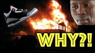 Channel Feature #28 - YOUR HOUSE IS ON FIRE... WHICH SHOES DO YOU SAVE??? : Jason Donnar