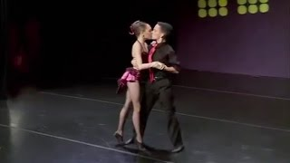 Dance Moms -  Maddie Ziegler & Gino Duet 'This Girls Gotta Be Kissed'