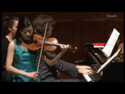 Janáček: Violin Sonata - 2. Ballada (Lisa Ueda, Daniele Rinaldo)