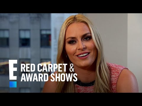 Lindsey Vonn Talks Fame and Ex Tiger Woods   E! Live from the Red Carpet