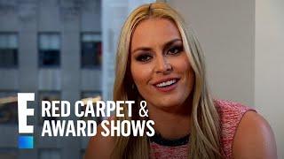 Lindsey Vonn Talks Fame and Ex Tiger Woods | E! Red Carpet & Award Shows