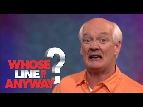'Ham with my Cheese!' Cheese Hoedown - Whose Line Is It Anyway? US
