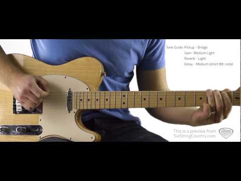 River Bank - Guitar Lesson and Tutorial - Brad Paisley