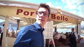 Как я оказался в Испании. Порт Андрач.