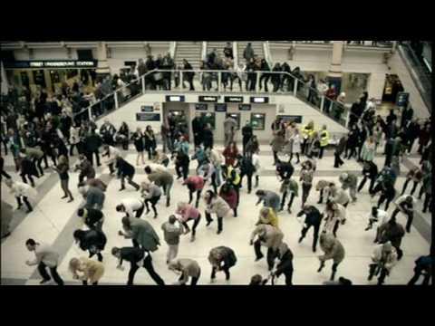 T Mobile Advert 2009 Full Version HQ - YouTube
