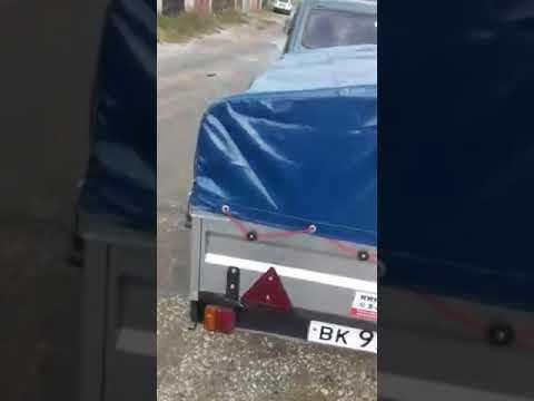 видеоотзыв о прицепе ТИТАН из г. Стерлитамак (респ. Башкортостан)