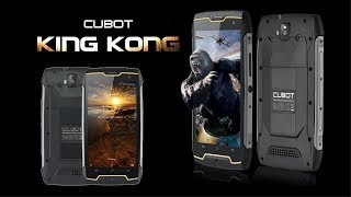 Cubot King kong IP68 Español smartphone