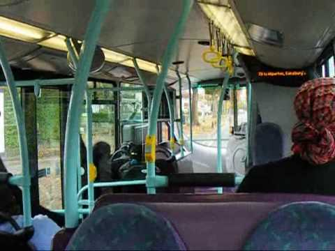 Inside A Route 79 London Bus 22 October 2009 Youtube