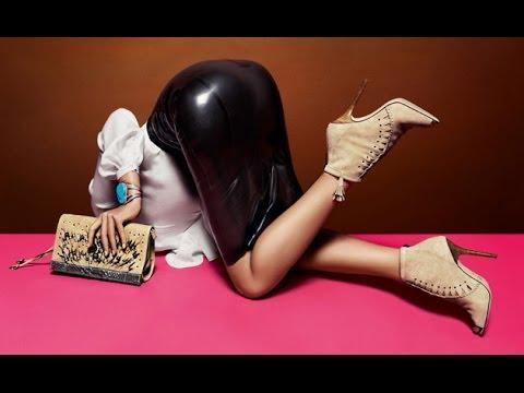 Джимми Чу - модный Бренд Стильной Женской Обуви / Jimmy Choo - fashion Brand of Women's Shoes
