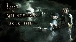 Resident Evil 5 X360: [Lost in Nightmares / Pro / Solo / Chris / S Rank / No Damage] 169k