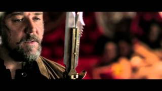The Man With The Iron Fists   Restricted Trailer #2 HD
