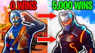 HOW TO BE A FORTNITE GOD IN LESS THAN 24 HOURS! SEASON 4 PRO TIPS - HOW TO GET BETTER AT FORTNITE!