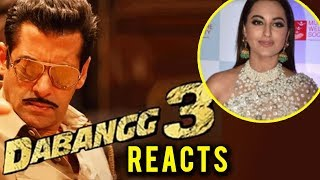 Sonakshi Sinha EXCITED About Her Role As Rajjo | Salman Khan | Dabangg 3