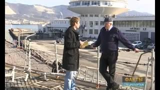 Спецрепортаж: Новороссийский крейсер-музей «Михаил Кутузов»