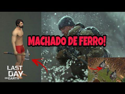 ENFIM O MACHADO DE FERRO SERÁ ADICIONADO! Last Day On Earth