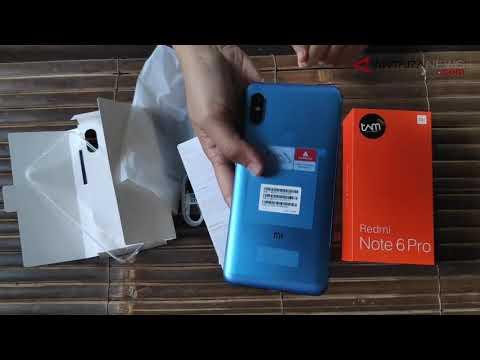 ANTARANEWS - Unboxing Xiaomi Redmi Note 6 Pro